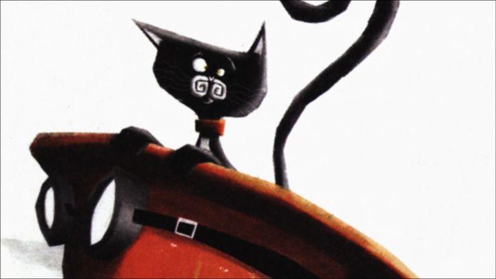 Sábados em Cheio | História de um gato e de um rato