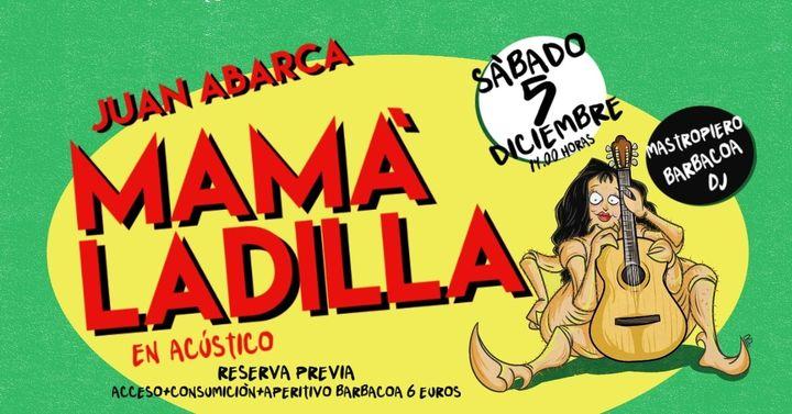 Juan Abarca de MAMÁ LADILLA / 05 Diciembre 2020 / Cáceres