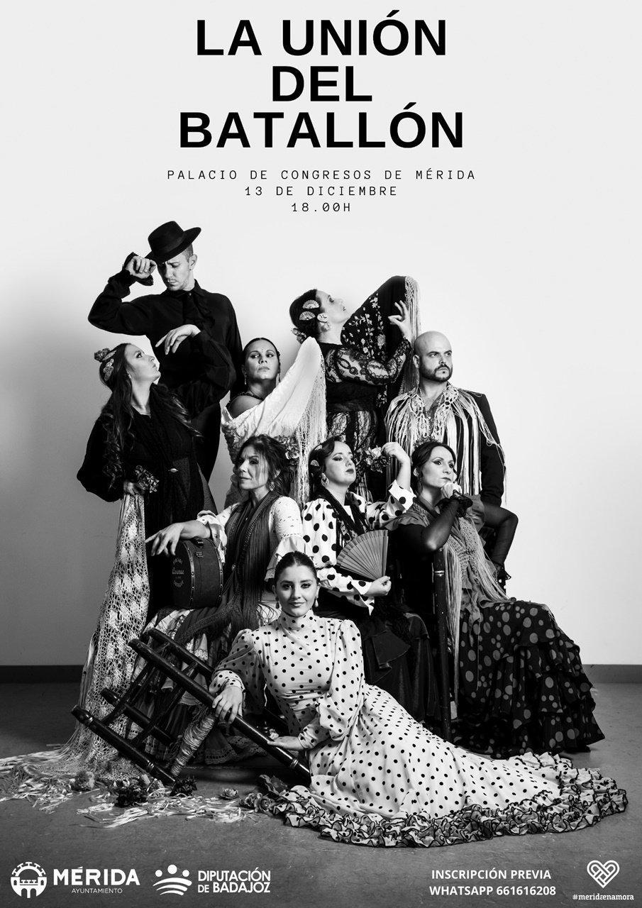Mérida Flamenca: «La Unión del Batallón»
