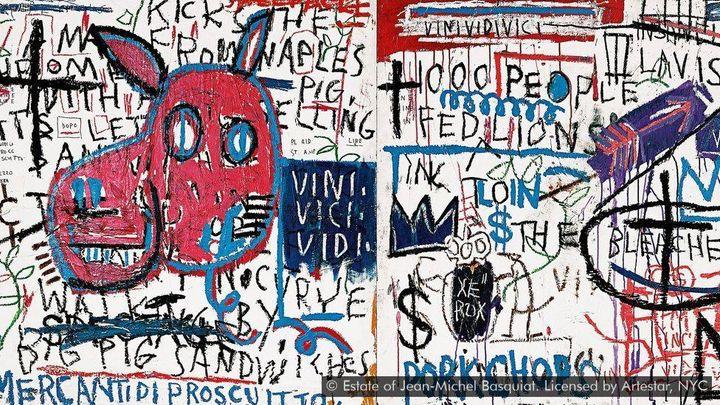 Ciclo de cinema Van Gogh: Basquiat (1996, 110')