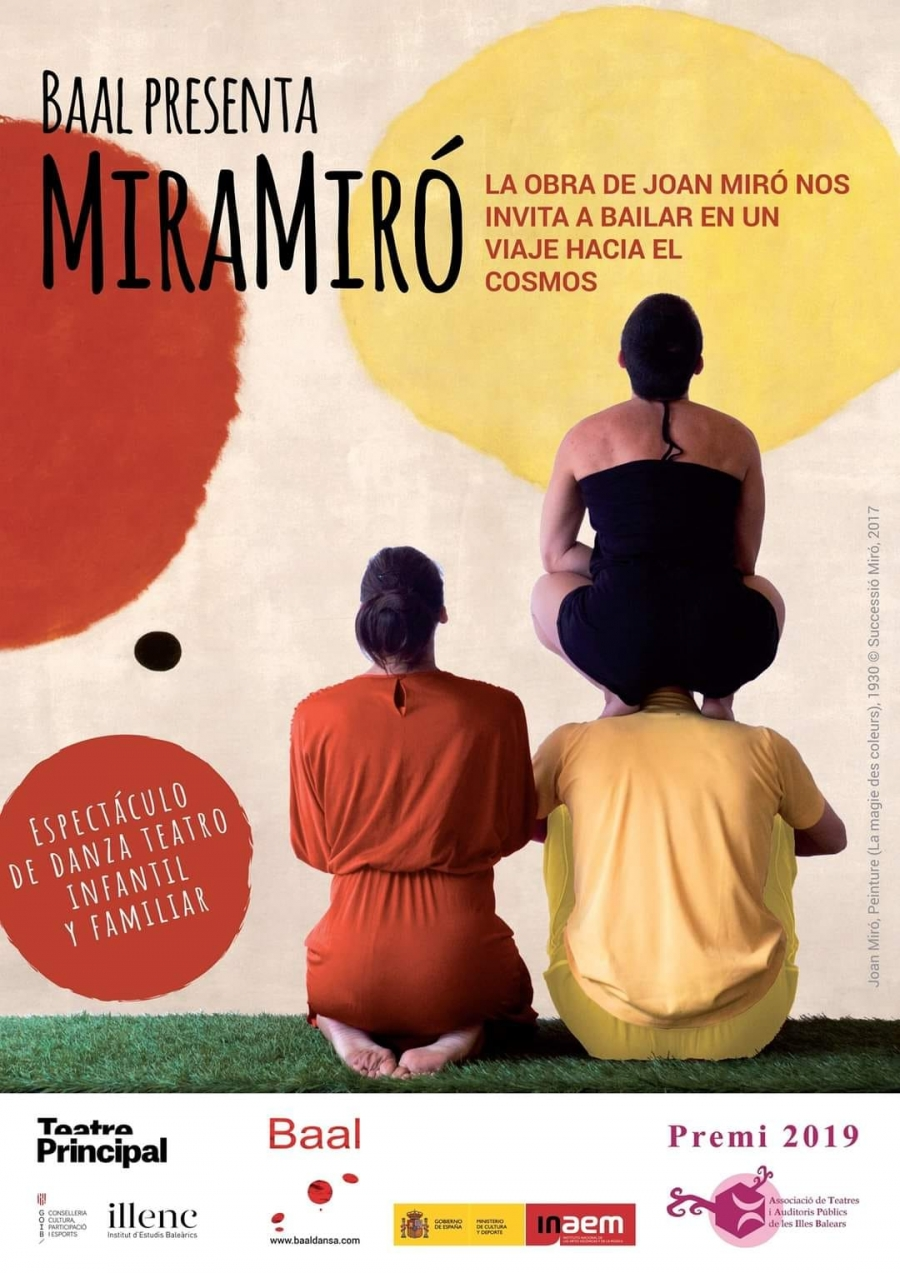 Teatro familiar: «MiraMiró»