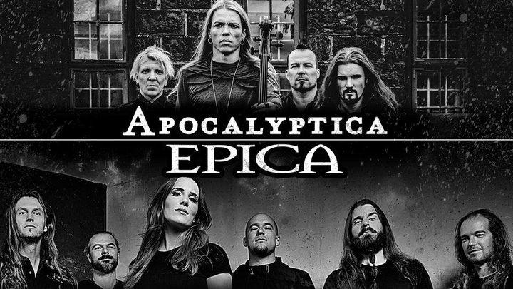 Apocalyptica + Epica - Coliseu Lisboa