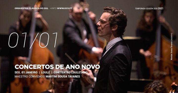 Concertos de Ano Novo | Loulé