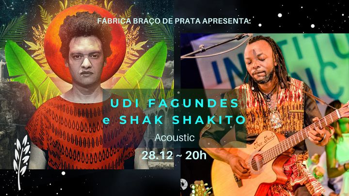 Esplanada | Udi Fagundes convida Shak Shakito
