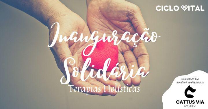 Inauguração Solidária | Ciclo Vital