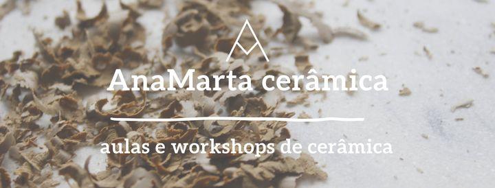 Workshop de iniciação à cerâmica   Ceramics for beginners