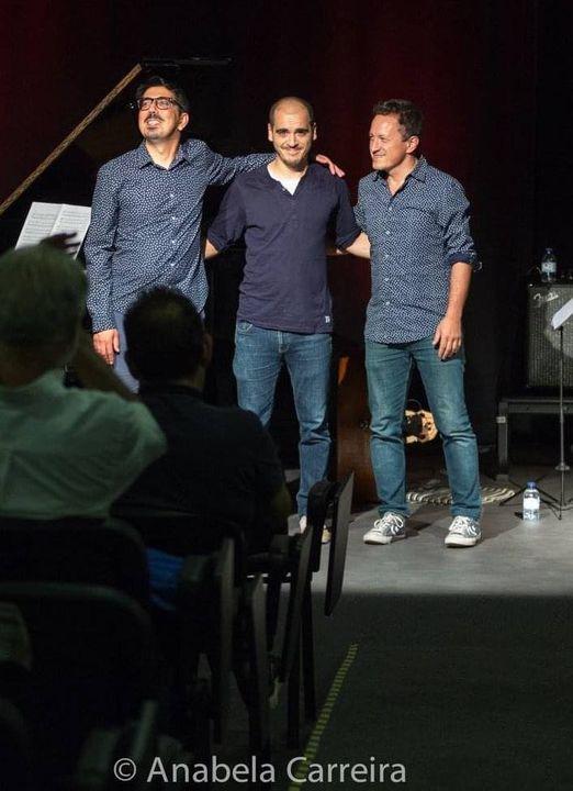 JAZZ'me//INDRA// Jorge Moniz//Luís Barrigas//João Custódio// €5
