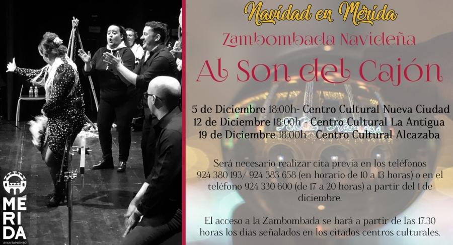 Zambombada Navideña 'Al Son del Cajón'