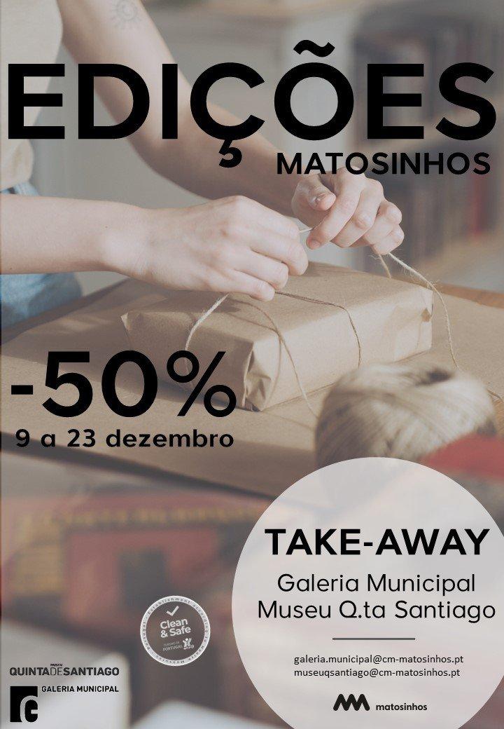 Edições Matosinhos a 50%