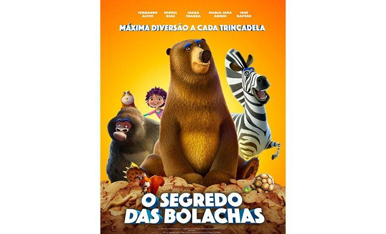 O Segredo das Bolachas :: Cinema Infantil ::