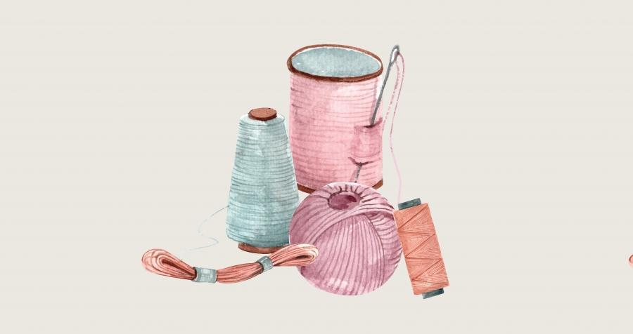 Exposição de artesanato de Célia Brandão