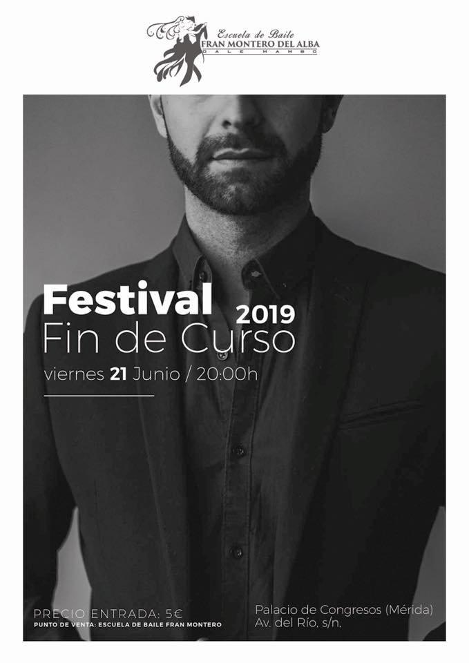 Festival Fin de Curso Escuela de Baile Fran Montero