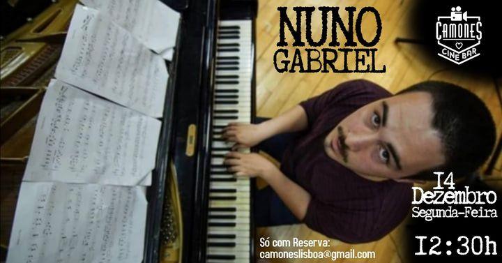 Nuno Gabriel ao Piano