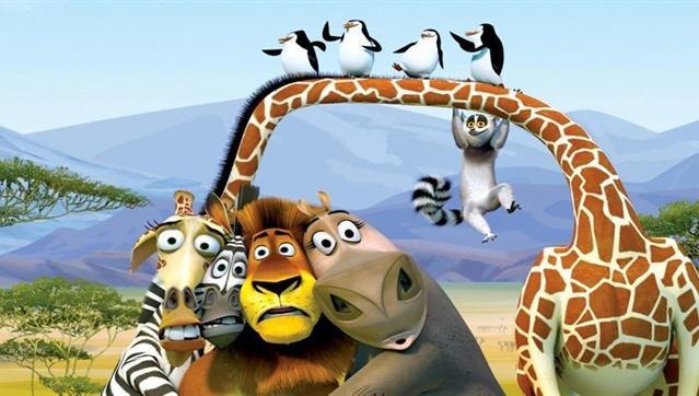 Cinema na SHE - Ciclo KIDS - Madagáscar