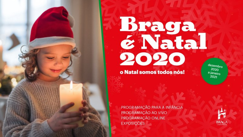 Braga É Natal 2020
