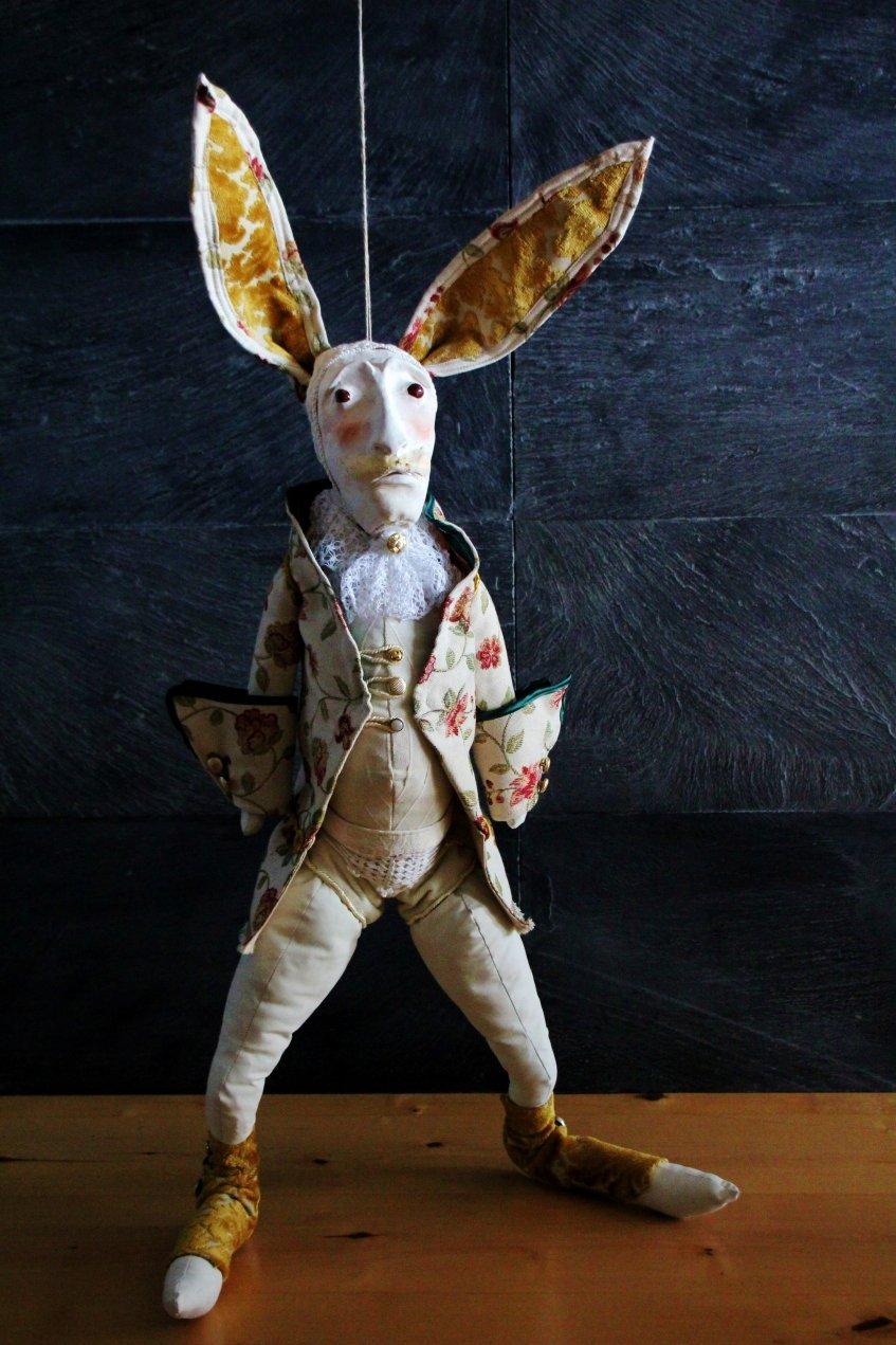 Articular Narrativas - escrita e plástica escultura em tecido