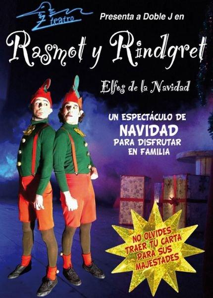 Rasmot y Rindgret, Los Elfos de la navidad