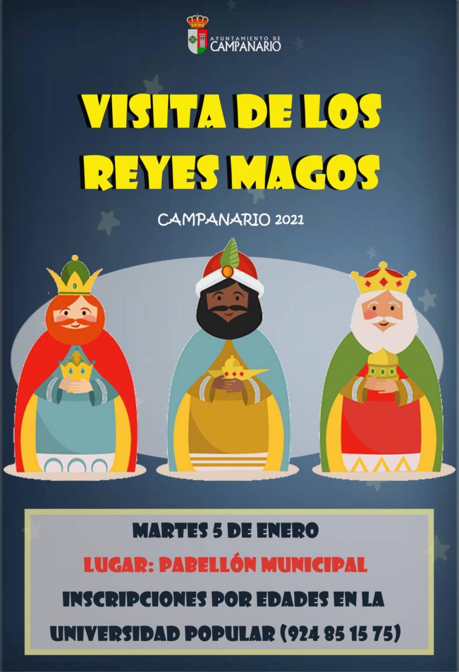 Visita Reyes Magos