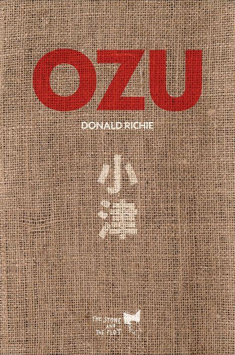 OZU, de Donald Richie - lançamento e apresentação