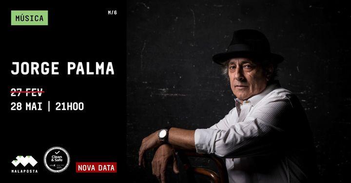 Música | Jorge Palma ESGOTADO