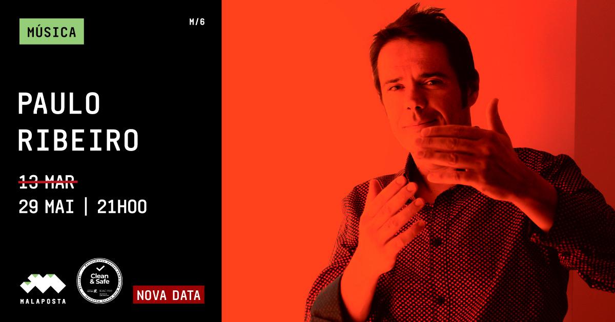 Música | Paulo Ribeiro lançamento novo disco