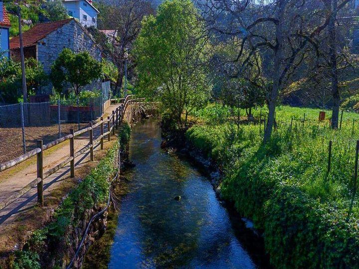 Caminhando nas Nascentes do Rio Lis