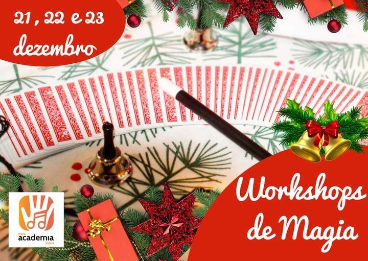 Workshops de Magia, Natal