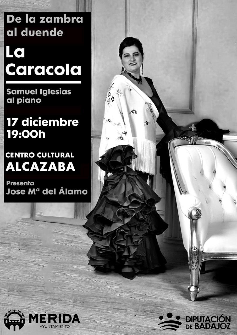 Recital de Copla 'De la zambra al duende' de La Caracola