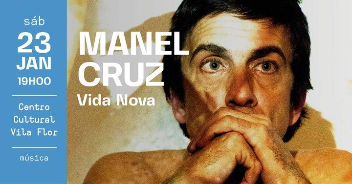 Manel Cruz • Vida Nova [Adiado]