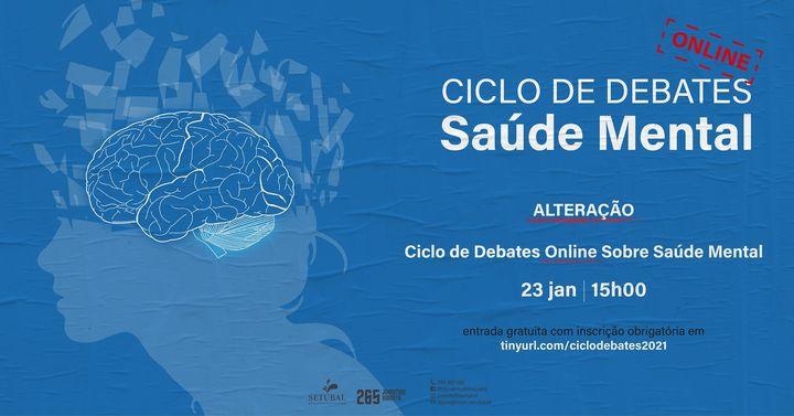Ciclo de Debates - Saúde Mental