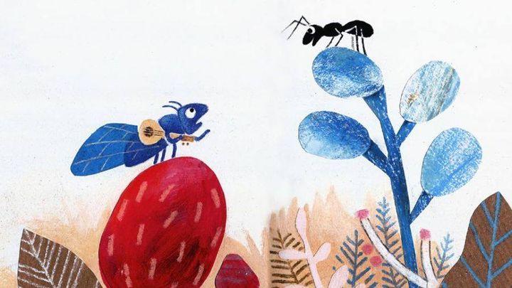 Tardes Mágicas | F de formiga e C de cigarra