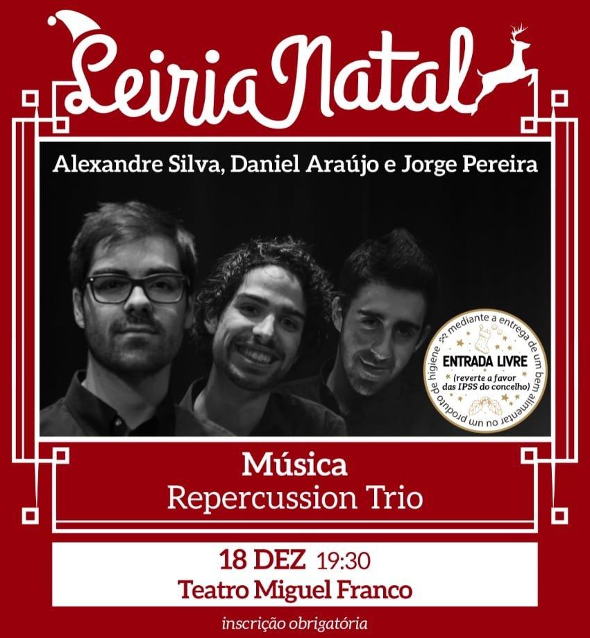 Repercussion Trio: Música