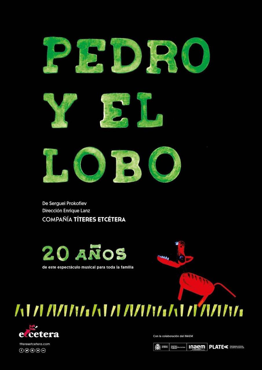 Espectáculo musical 'Pedro y el lobo'