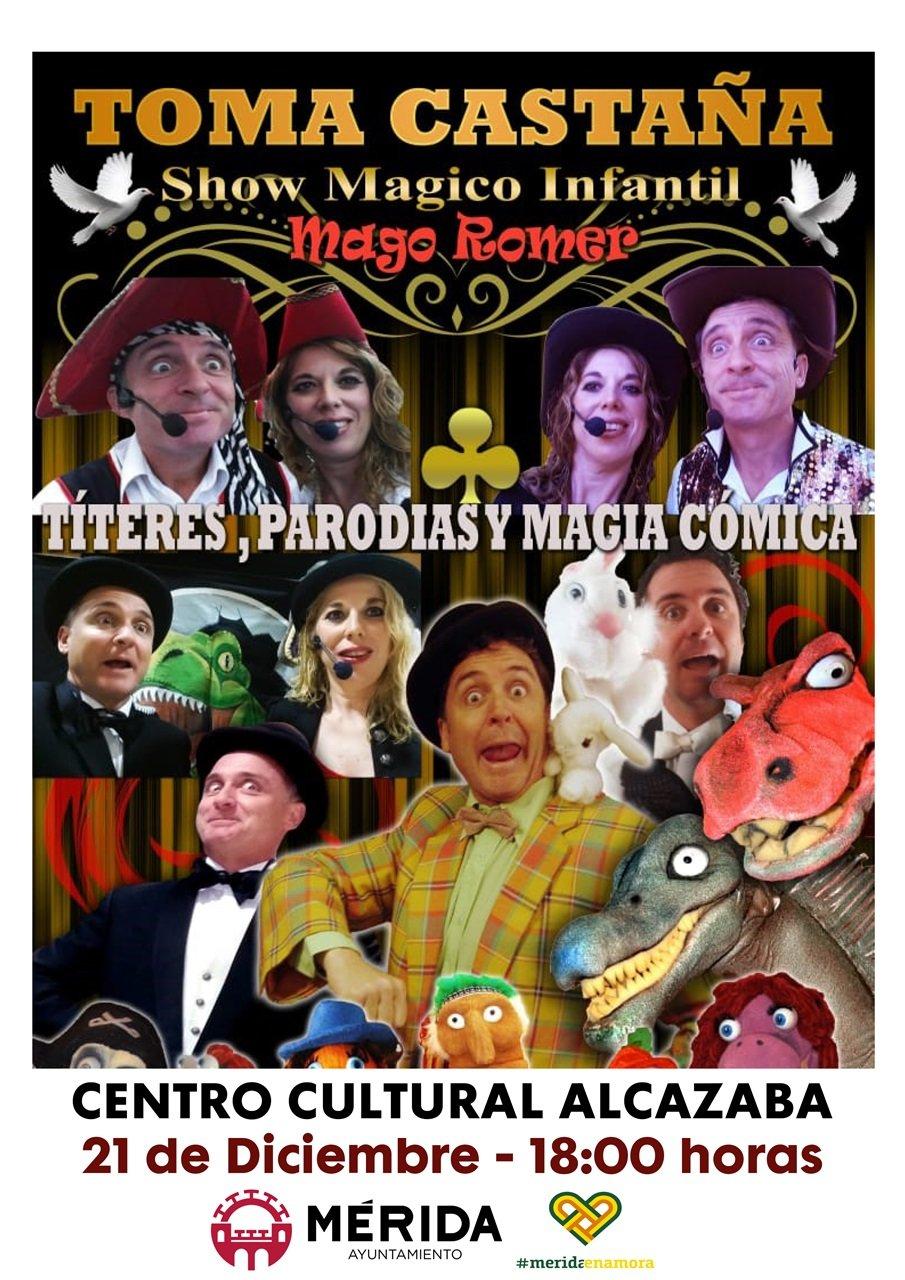 Show infantil 'Toma Castaña'