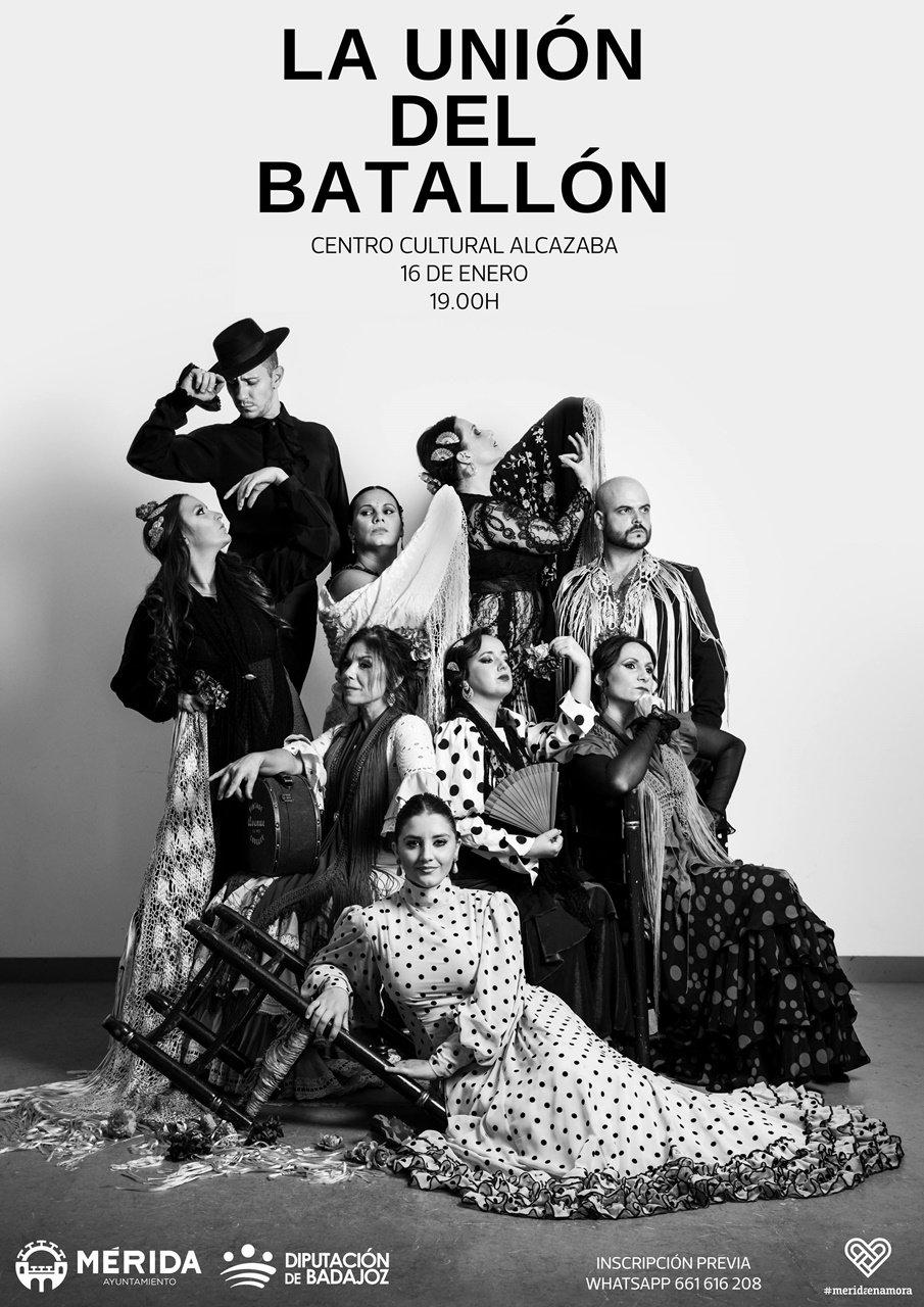 Mérida Flamenca: «La Unión del Batallón» (APLAZADO)