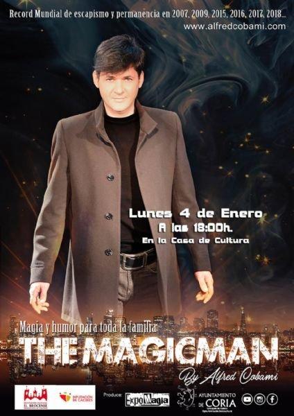 The MagicMan