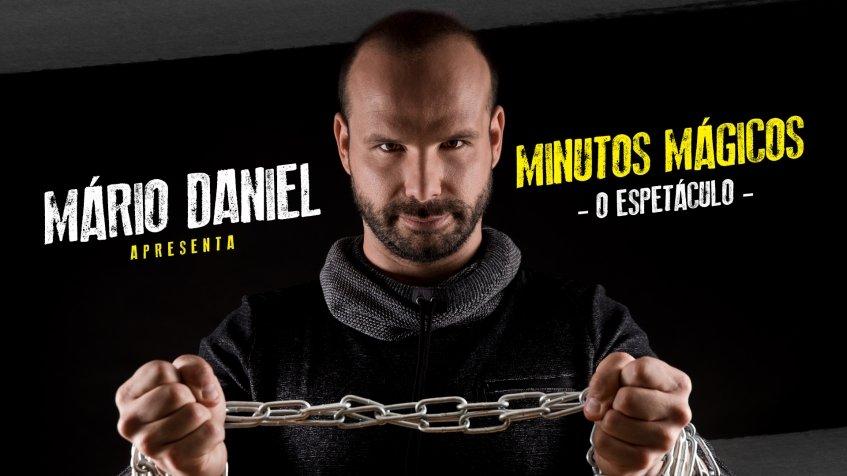 Mário Daniel   Minutos Mágicos – O Espetáculo
