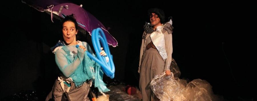 A Ilha de Plástico // Teatro Infantil