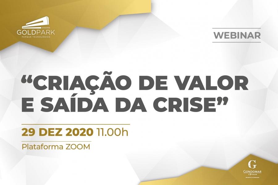 Webinar: Criação de Valor e Saída da Crise