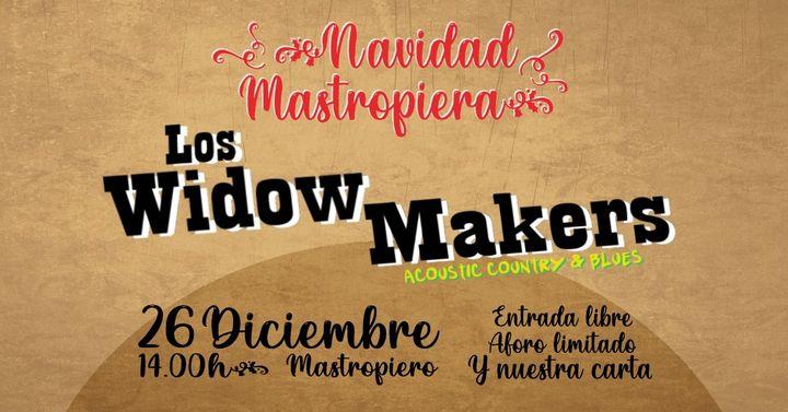Los Widow Makers / 26 Diciembre 2020 / Cáceres