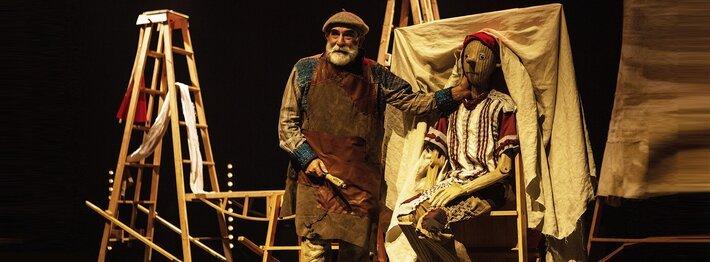 27FT - festival de teatro - ' Pinóquio '