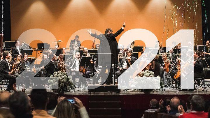 Concierto de Año Nuevo 2021