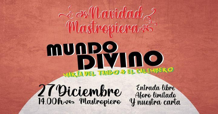 Mundo Divino / 27 Diciembre 2020 / Cáceres