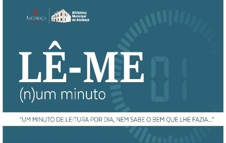 BMA - Lê-me Num Minuto (Junho)