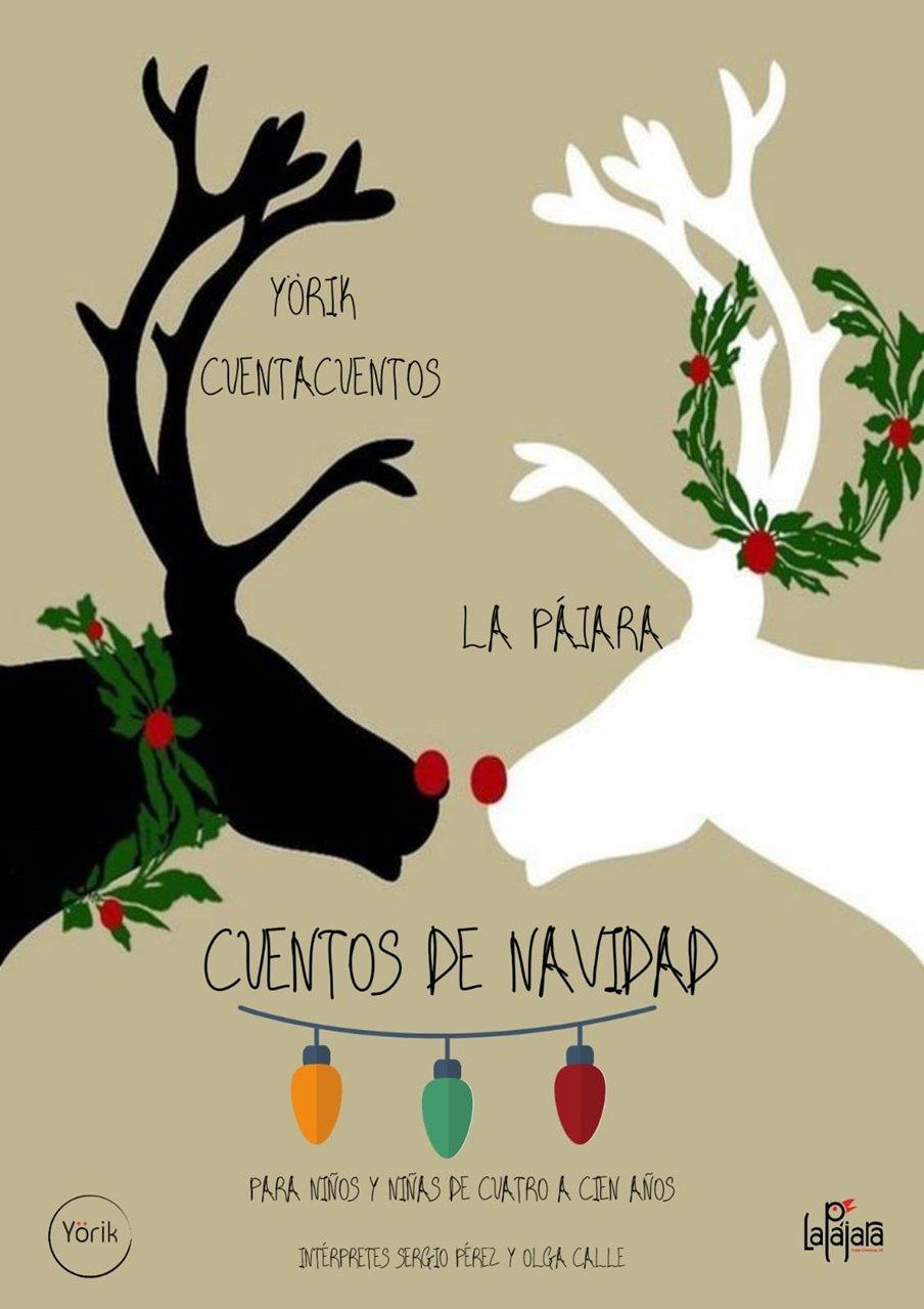 Teatro familiar: «Cuentos de Navidad»