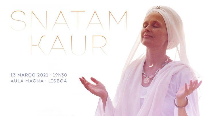 Snatam Kaur ao vivo em Lisboa 2021