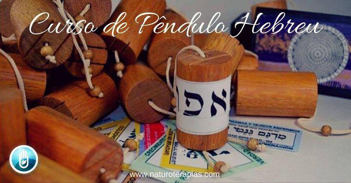 Curso de Pêndulo Hebreu