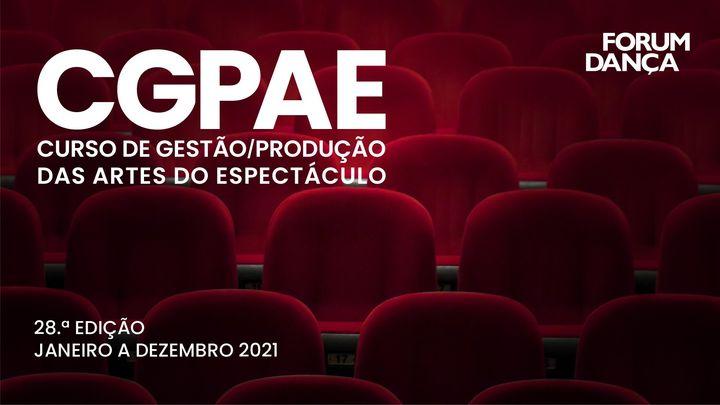 Candidaturas abertas ao CGPAE 2021