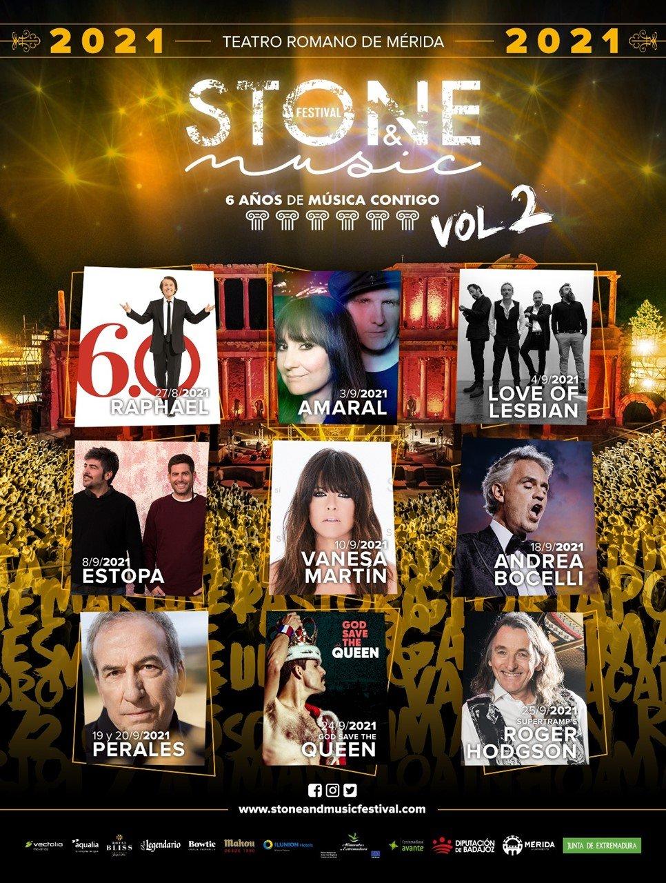 Stone & Music Festival 2021