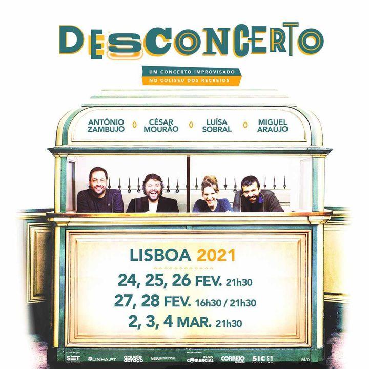 Desconcerto - Lisboa (ADIADO)